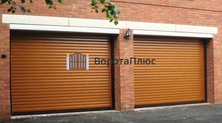 Цена рулонных ворот для гаража